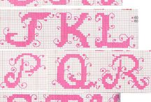alfabeto p. croce