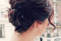 Up do short hairstyles