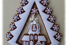 Perníčky vánoce