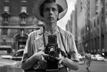 """Vivian Maier Photography / """"Well, I suppose nothing is meant to last forever. We have to make room for other people. It's a wheel. You get on, you have to go to the end. And then somebody has the same opportunity to go to the end and so on."""" – Vivian Maier"""