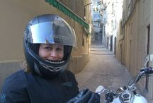 Salidas en moto