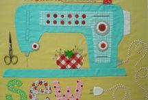 Sewing / by YarnBomb Genny