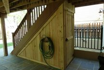 deck/patio / by mary tilger
