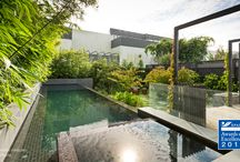 SPASA Victoria Pool of the week / Pools, Spas and Outdoor Design by Swimming Pool and Spa Association of Victoria Members