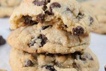 Cookies / cookies, vegan, dairy free, sweets, desserts, baking