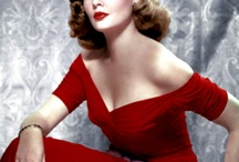 1940s glamour / Fashion, makeup and hair