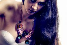 THE JEWELRY THIEF! / Exclusive acrylic jewelry collection by NEfelia