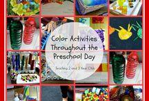 Preschool / by Emily Brinkerhoff