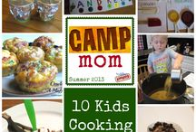Cooking with the kiddos / by Jen Morey Joanis