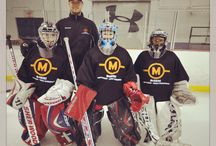 Instructors / Any school or training centre is only as good as the teachers and coaches.  We have some of the best staff in the business.  Here are some pictures of our Coaches from over the years.  www.mcguirehockey.com
