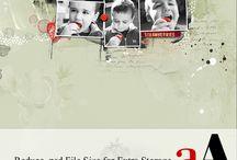 Scrapbooking Tutorials around the Web / by Digital Scrapbooking Studio = theStudio
