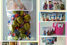 Concert, Show, Movie Lolly Bags / Make your next Concert or Show extra special with some lolly bags for you and your friends or family....