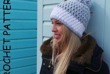 Crochet / Patterns and inspiration for Crochet hats
