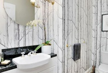 Birch themed rooms