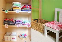 Kinderzimmer Montessori