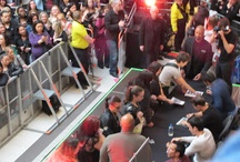 NKOTB / Here are my video clips and pictures of the NKOTB or New Kids on the Block at the pickering town centre mall from April 13, 2013