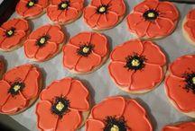 Remembrance Day dessert
