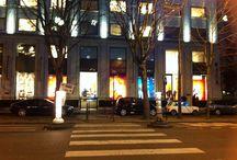 Boutiques de Luxe / Mes occupations en ville...