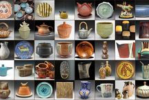 Pottery and Baskets / Pottery and Baskets I Like or Find Interesting / by Victoria Butler
