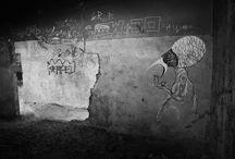 wall / street art