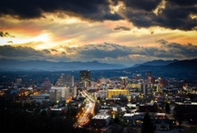 Home Sick for AVL / pictures of my hometown and the beauty surrounding Asheville / by Elia Michelle