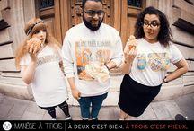 LOOKBOOK MANEGE A TROIS / Lookbook Manège à Trois / A Deux c'est Bien, A Trois c'est Mieux /
