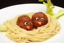 Cute and funny meals for kids