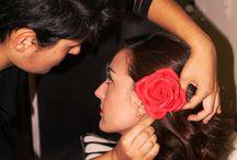 Nueva Coleccion Swing Flowers 2015/16 / Swing Flowers presenta su nueva colección de flores y adornos para el cabello echos a manos en espuma eva. Flores pensadas para adornar tus peinados más vintage.
