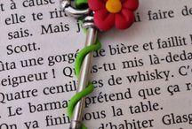 Fimo : Fleurs et Plantes