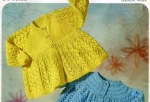 Vintage Baby Patterns