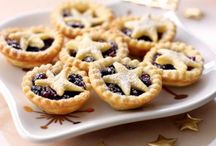 Summer Christmas Menu / Christmas food!