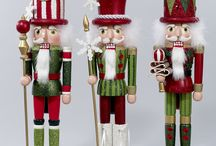 nutcrackers / by Grace Lefler