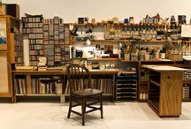 ATELIER / workspace store shopwindow