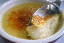 cremas dulces tradicionales