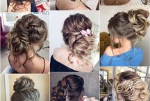 wedding hairstyles ♡