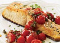 Food: Fish/Seafood / by Sara Habein