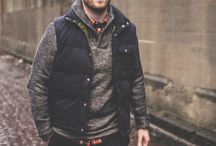 Mens Style / by Jaime Costilow