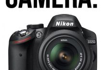 Nikon Cameras / by Photography