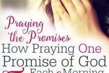 prayer promises from God