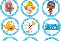 Bubble Guppuies
