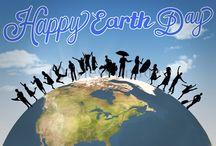 アースデイ Happy Earth Day