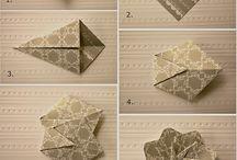 Teabag folds