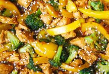 Stir Fry / by Tracy Osburn Joyner