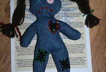 Voodoo-Puppen