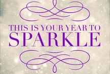 Say it with Sparkles