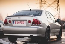 my car / Lexus IS200 Sport