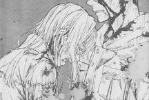 Sad Anime Refference