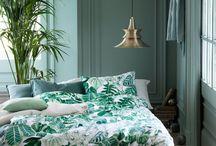 Ideen für das Schlafzimmer / Ein Betthaupt? Oder doch Clean Chic? Welche Wandfarbe? Wie wirken welche Einrichtungsideen auf euer Schlafzimmer? Das seht ihr hier in wunderbarer Living-Inspo: IDeen für das Schlafzimmer