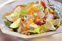 Kuchařka -saláty