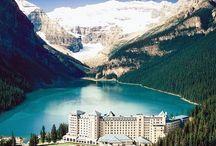 Lake Louise Ski Resorts